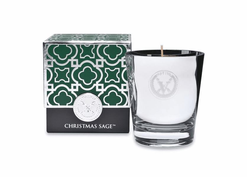 _DISCONTINUED - Christmas Sage Holiday Candle Votivo Candle