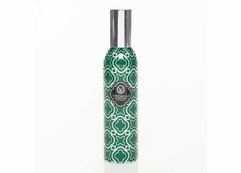 _DISCONTINUED - Christmas Sage Holiday Room Spray by Votivo