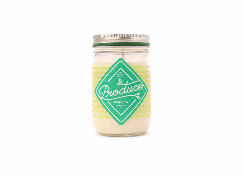_DISCONTINUED - Cilantro 9 oz. Produce Candle
