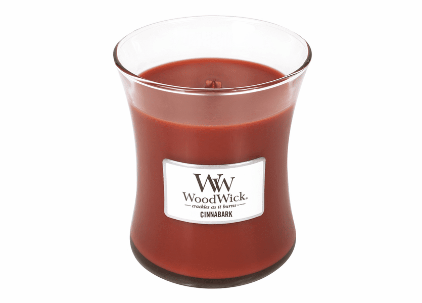 _DISCONTINUED - Cinnabark WoodWick Candle 10oz.