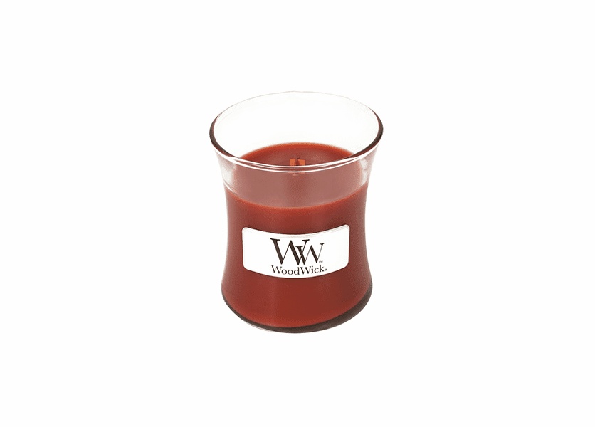 _DISCONTINUED - Cinnabark WoodWick Candle 3.4oz.