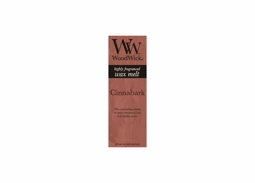 _DISCONTINUED - Cinnabark WoodWick Wax Melt