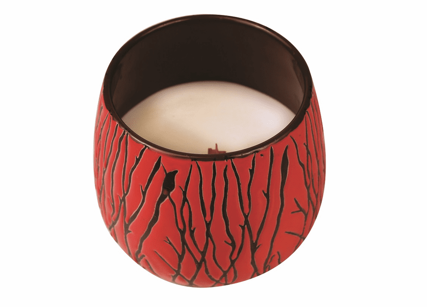 _DISCONTINUED - Cinnamon Chai Tumbler Premium WoodWick Candle