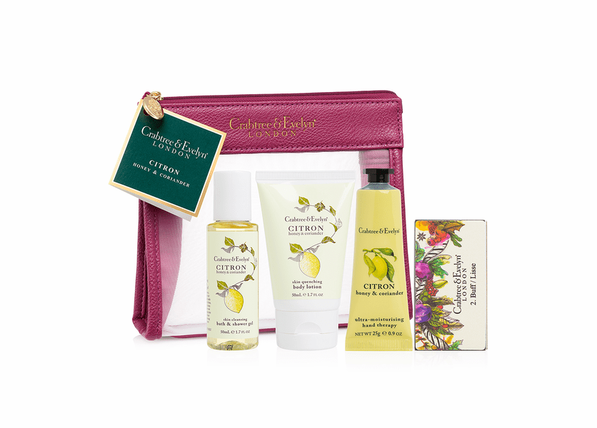 _DISCONTINUED - Citron Traveller - Holiday Collection by Crabtree & Evelyn