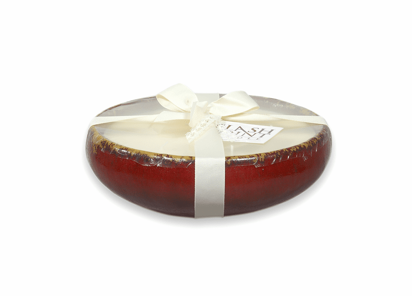 _DISCONTINUED - Citronella Saxon Ox Blood FlashPoint Candle
