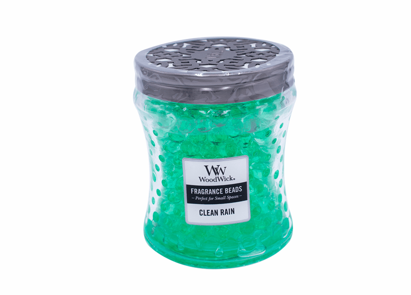 _DISCONTINUED - Clean Rain Fragrance Beads WoodWick Candle