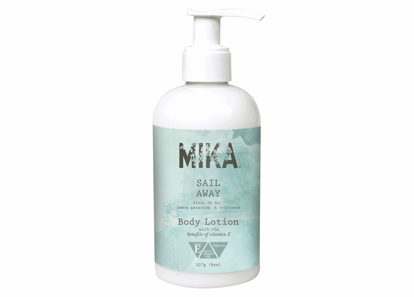 _DISCONTINUED - CLOSEOUT - Sail Away MIKA Body Lotion