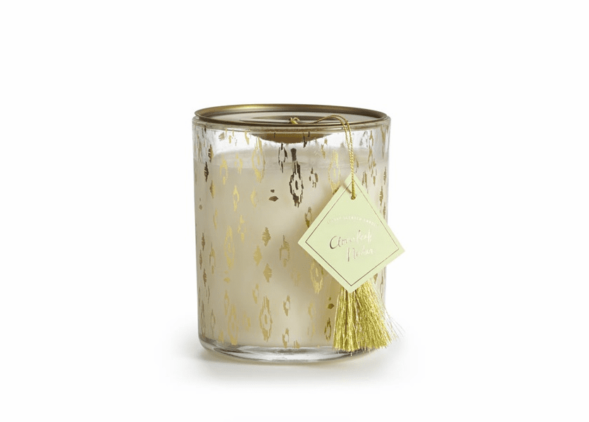 _DISCONTINUED - Cloverleaf Nectar Melrose Jar Illume Candle