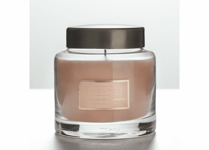 _DISCONTINUED - Coconut Milk Mango Essential Glass Jar Illume Candle