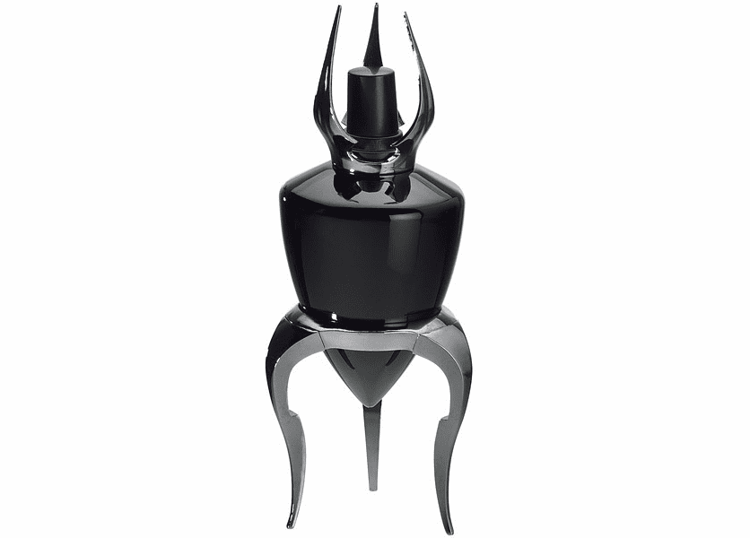 _DISCONTINUED - Coeur Noir Fragrance Lamp by Lampe Berger (Special Order)