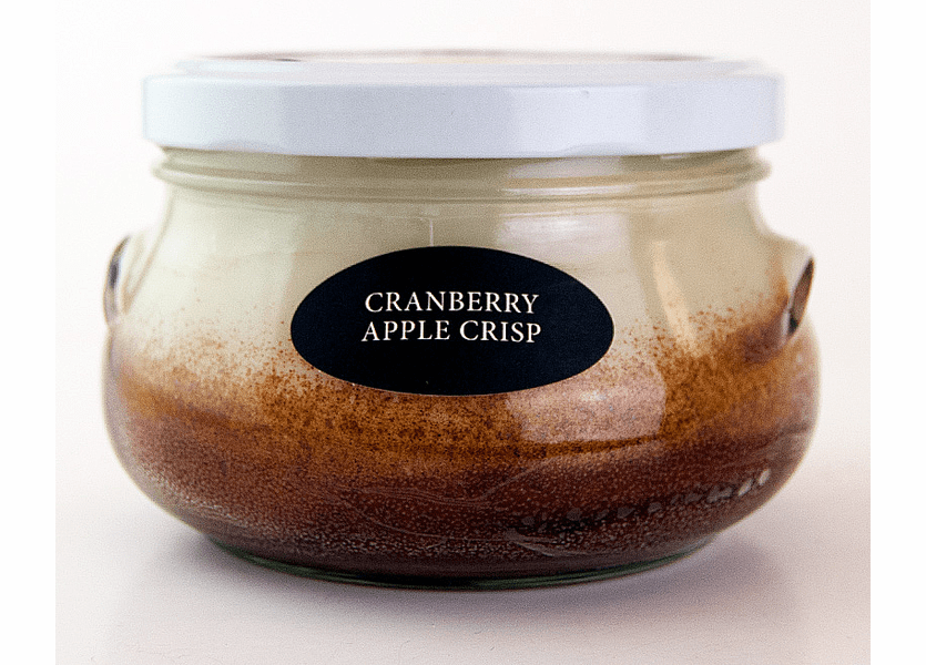 _DISCONTINUED - Cranberry Apple Crisp 10.5 oz. Southern Charm Swan Creek Candle