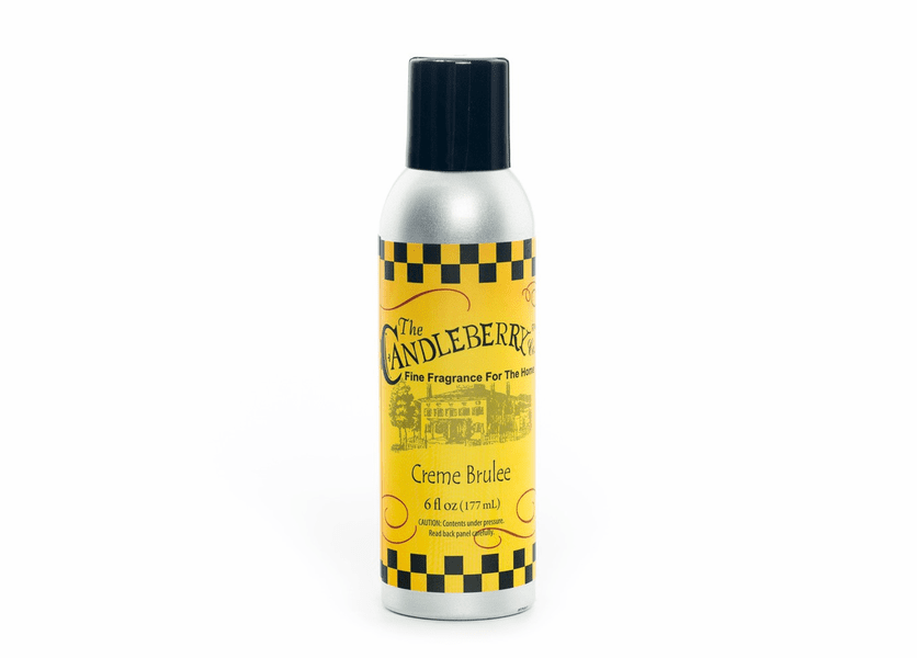 _DISCONTINUED - Creme Brulee 6 oz. Room Spray by Candleberry
