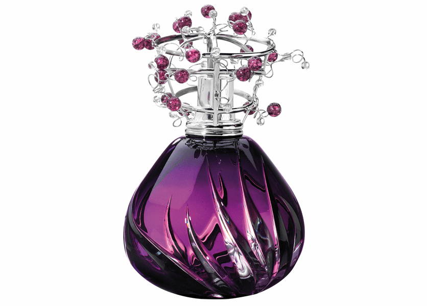 _DISCONTINUED - Cristal Amethyst Fragrance Lamp by Lampe Berger (Special Order)