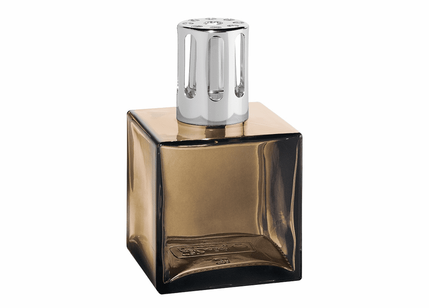 _DISCONTINUED - Cube Smoky Fragrance Lamp by Lampe Berger