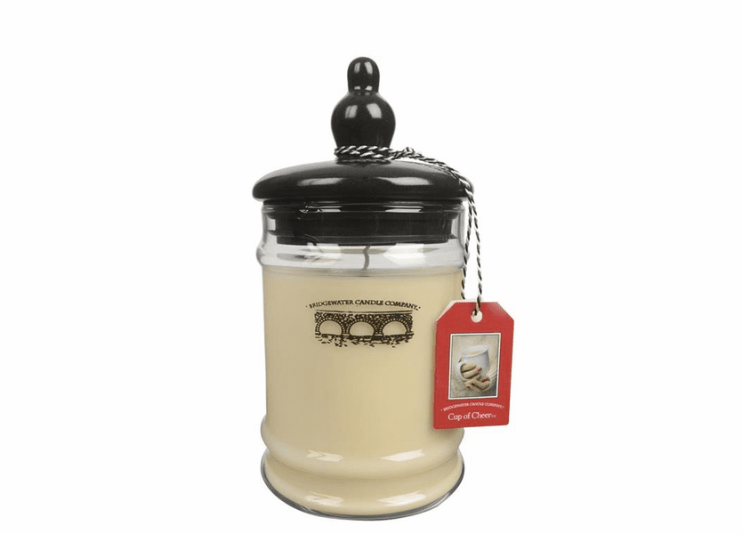 _DISCONTINUED - Cup of Cheer Small Jar Candle - Bridgewater
