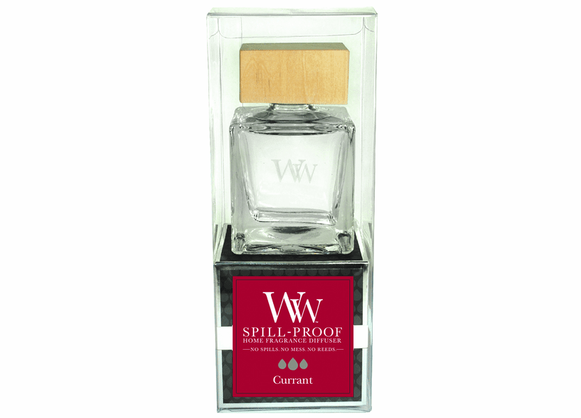 _DISCONTINUED - Currant WoodWick Spill-Proof Home Fragrance Diffuser