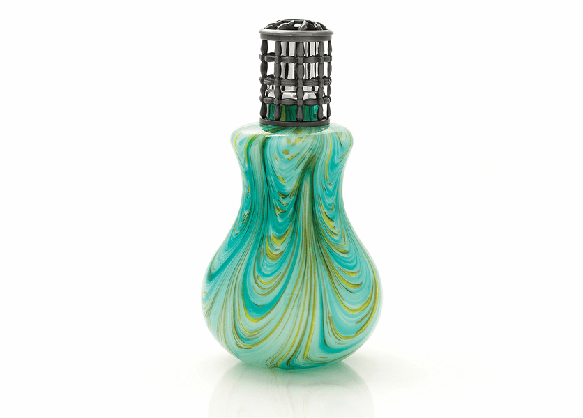 _DISCONTINUED - Cyan Waters Fragrance Lamp by La Tee Da