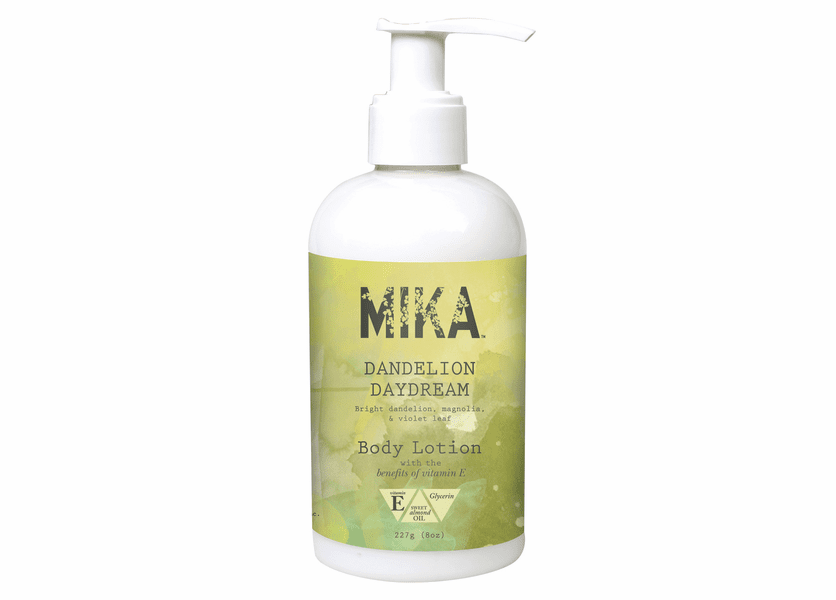 _DISCONTINUED - Dandelion Daydream MIKA Body Lotion