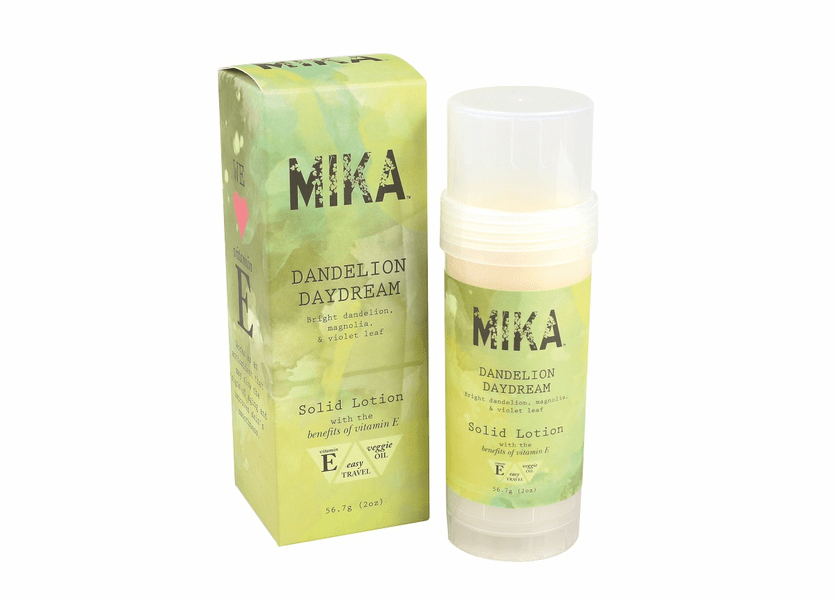 _DISCONTINUED - Dandelion Daydream MIKA Solid Lotion