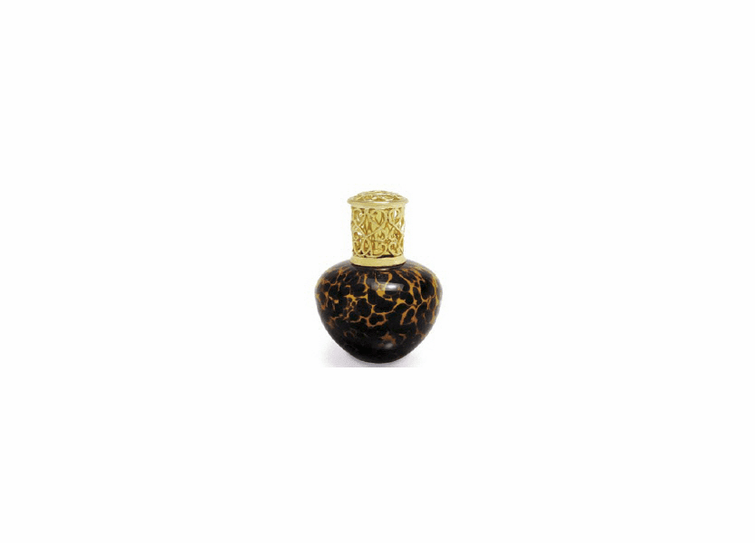 _DISCONTINUED - Dolce Leopard Fragrance Lamp by Alexandrias-Bella Breeze