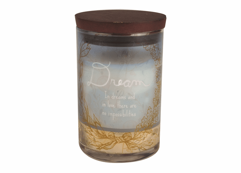 _DISCONTINUED - Dream WoodWick Inspirational Collection Candle - 9.5 oz.