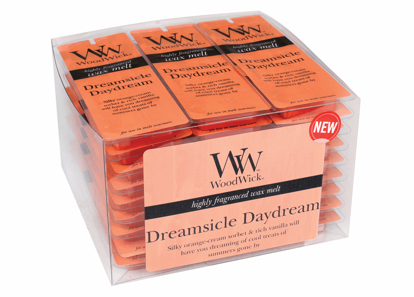 _DISCONTINUED - Dreamsicle Daydream WoodWick Wax Melt