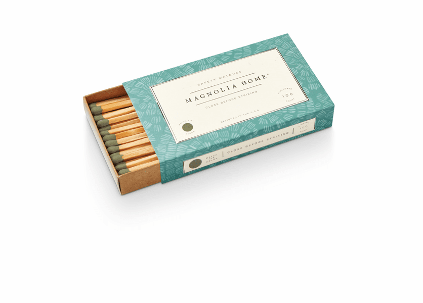 _DISCONTINUED - Dwell Matches  - Magnolia Home by Joanna Gaines