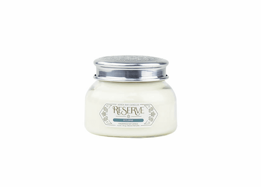 _DISCONTINUED - Eclipse 19 oz. Signature Jar Candle by Aspen Bay Candles