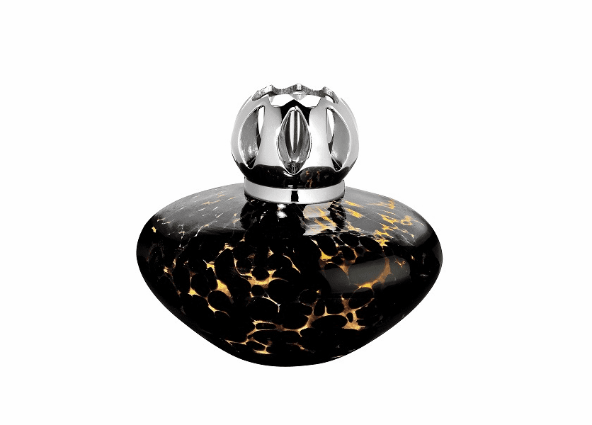 _DISCONTINUED - Ellipse Leopard Fragrance Lamp by Lampe Berger