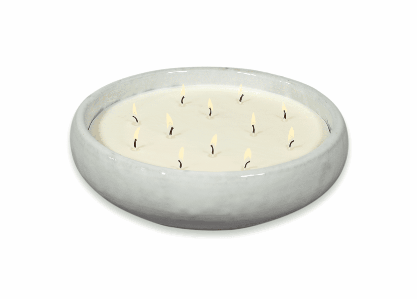 _DISCONTINUED - English Pear Bennett White FlashPoint Candle