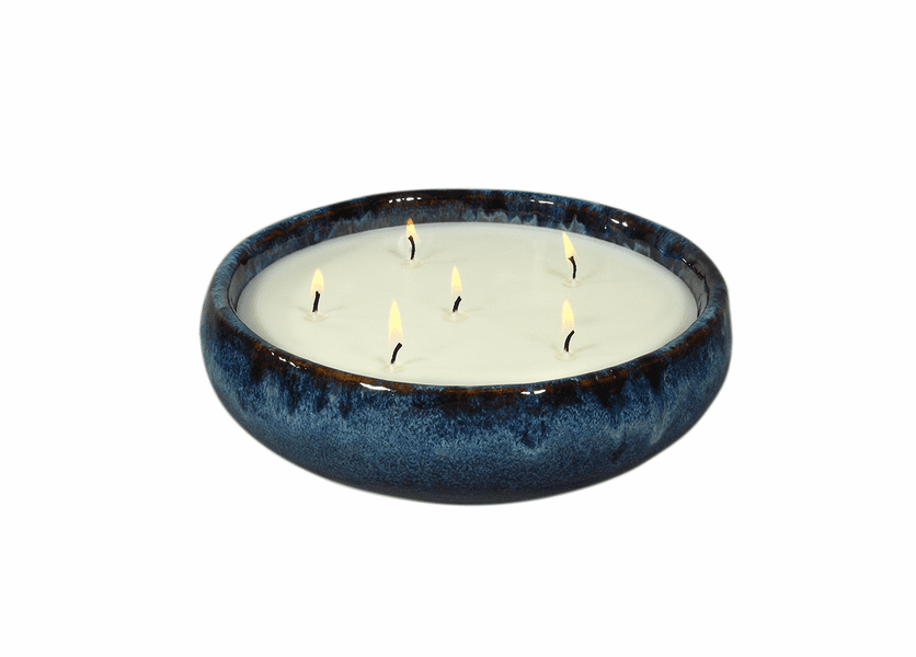 _DISCONTINUED - English Pear Saxon Mission Blue FlashPoint Candle