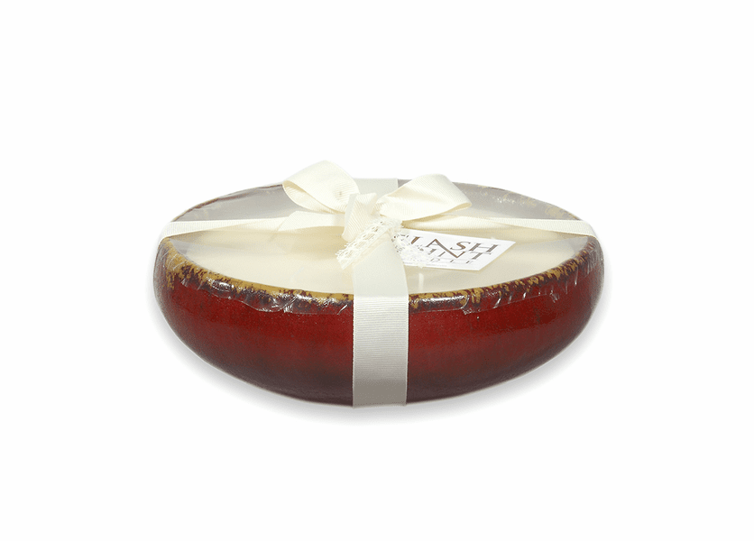 _DISCONTINUED - English Pear Saxon Ox Blood FlashPoint Candle
