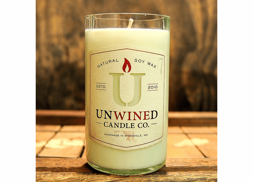 _DISCONTINUED - Eucamint 12 oz. Unwined Candle