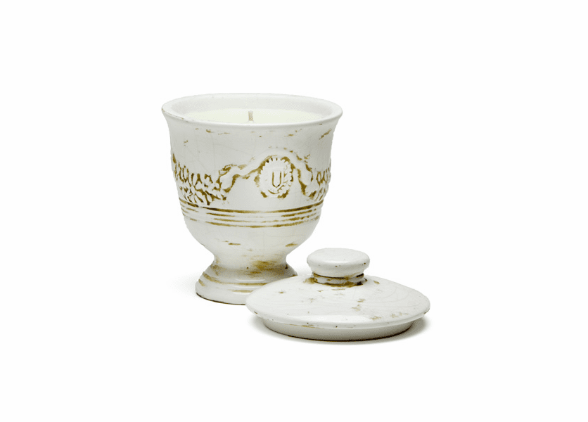 _DISCONTINUED - Fall Festival Holiday Medium Lidded French Urn Nouvelle Candle