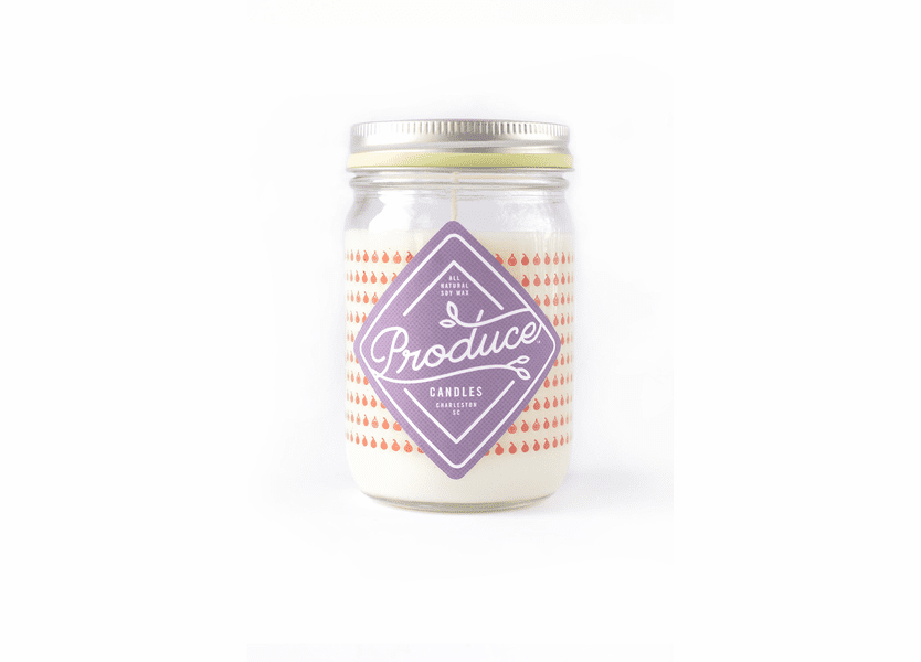 _DISCONTINUED - Fig 9 oz. Produce Candle