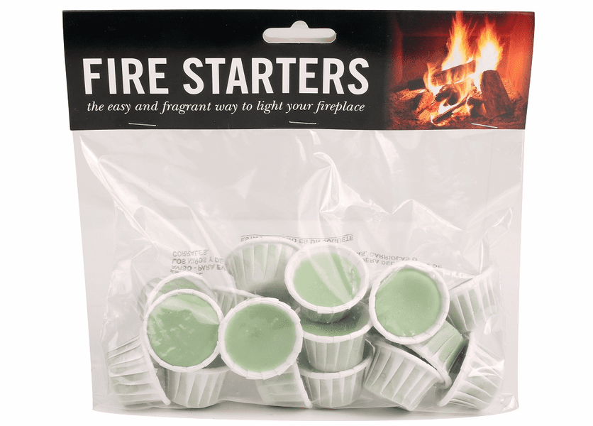 _DISCONTINUED - Fire Starters Bag by Virginia Gift Brands