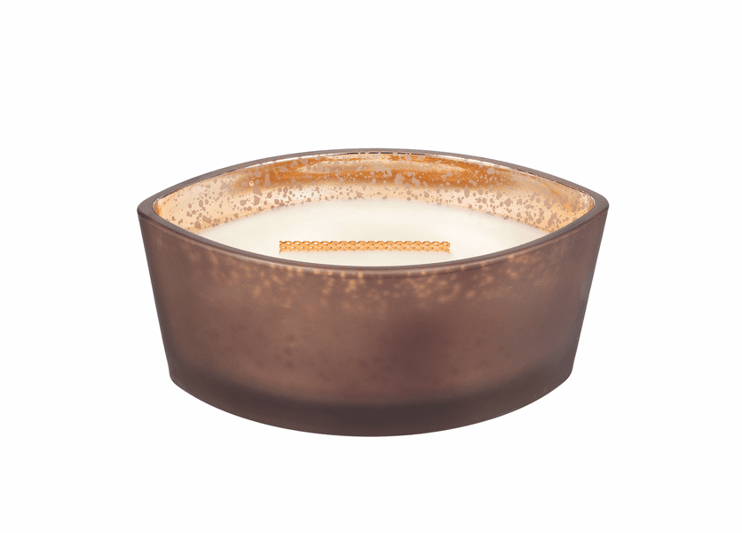 _DISCONTINUED - Fireside Ombre Ellipse WoodWick Candle