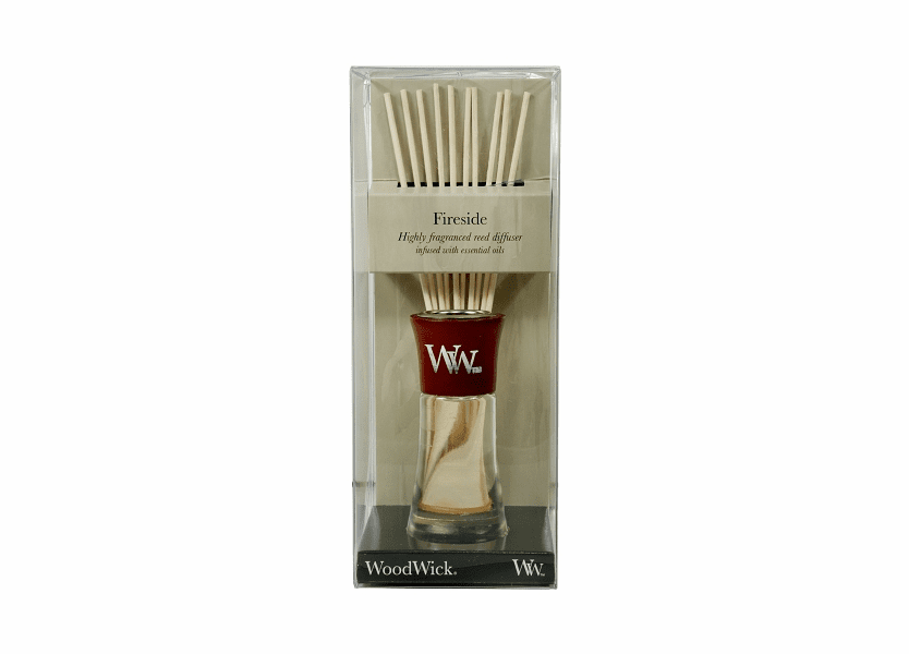 _DISCONTINUED - Fireside WoodWick 2 oz. Reed Diffuser