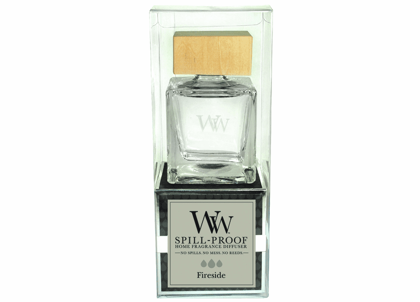 _DISCONTINUED - Fireside WoodWick Spill-Proof Home Fragrance Diffuser