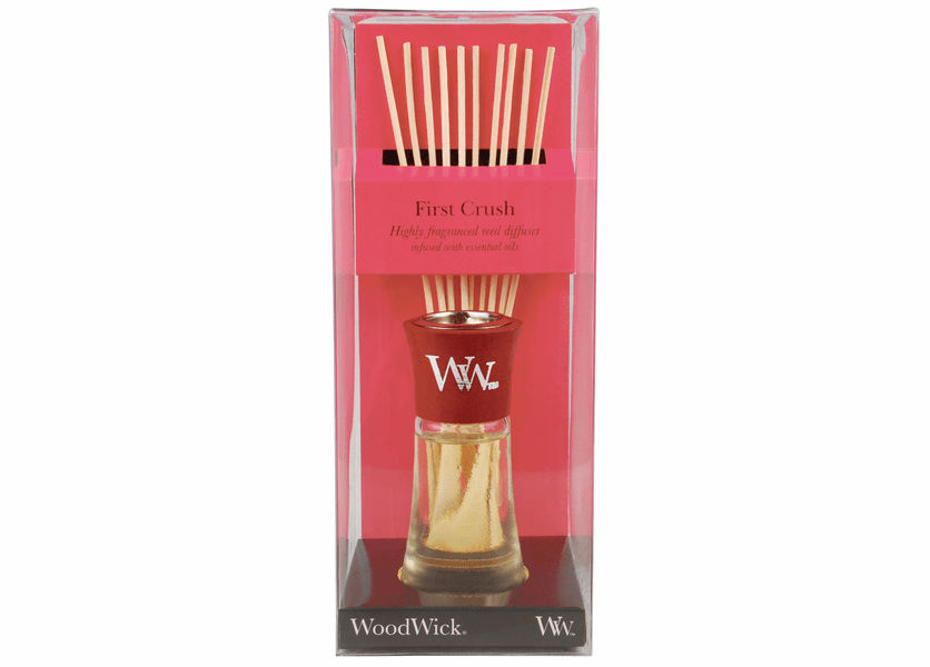 _DISCONTINUED - First Crush WoodWick 2 oz. Reed Diffuser