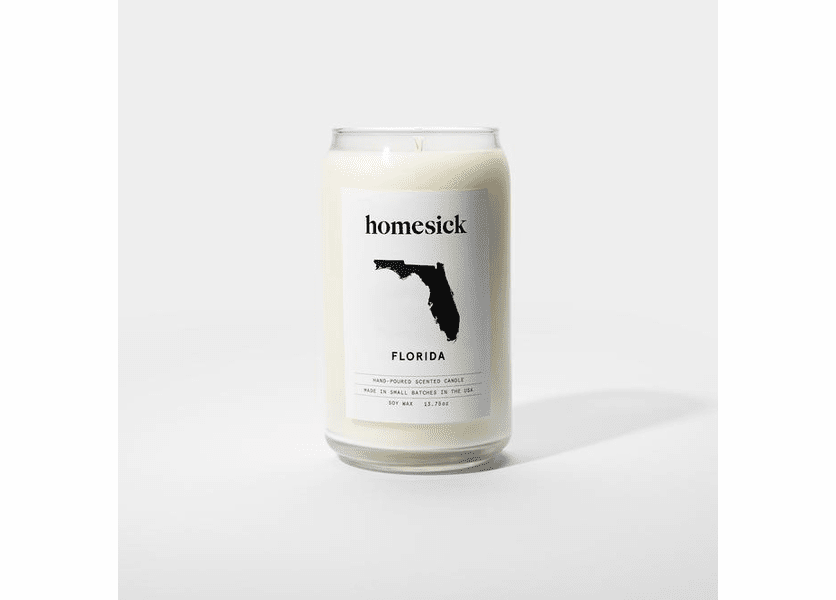_DISCONTINUED - Florida 13.75 oz. Jar Candle by Homesick