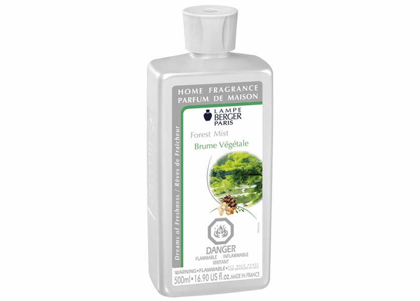 _DISCONTINUED - Forest Mist 500ML Fragrance Oil by Lampe Berger