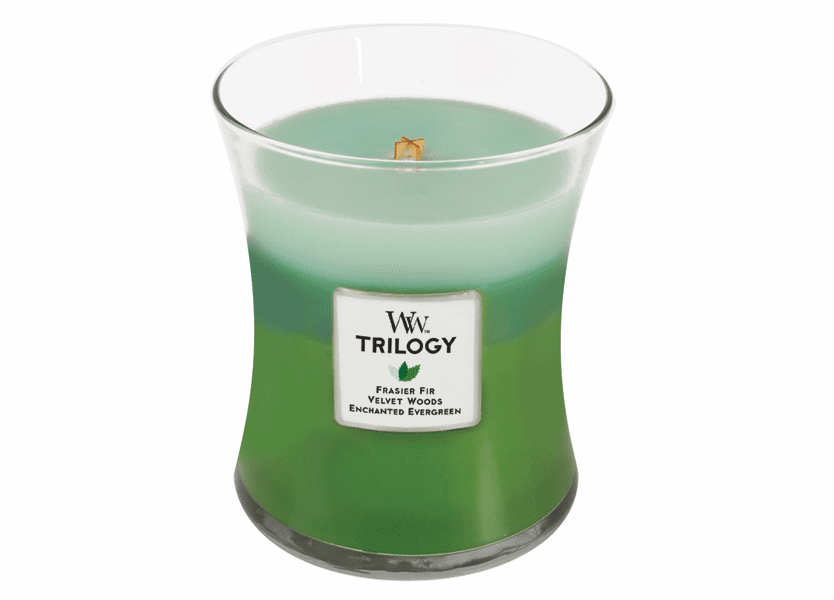 _DISCONTINUED - Forest Walk WoodWick Trilogy Candle 10oz