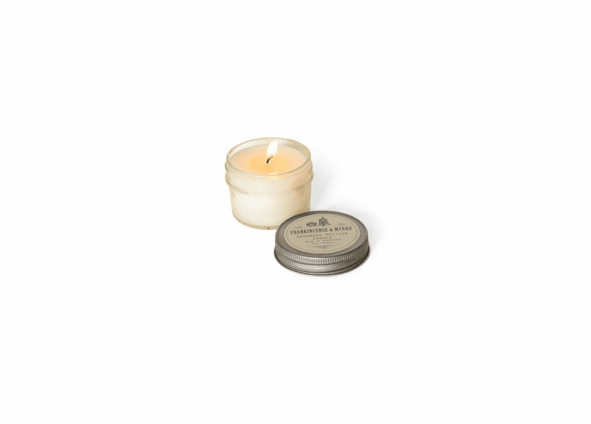 _DISCONTINUED - Frankincense & Myrrh Mini FlashPoint Candle