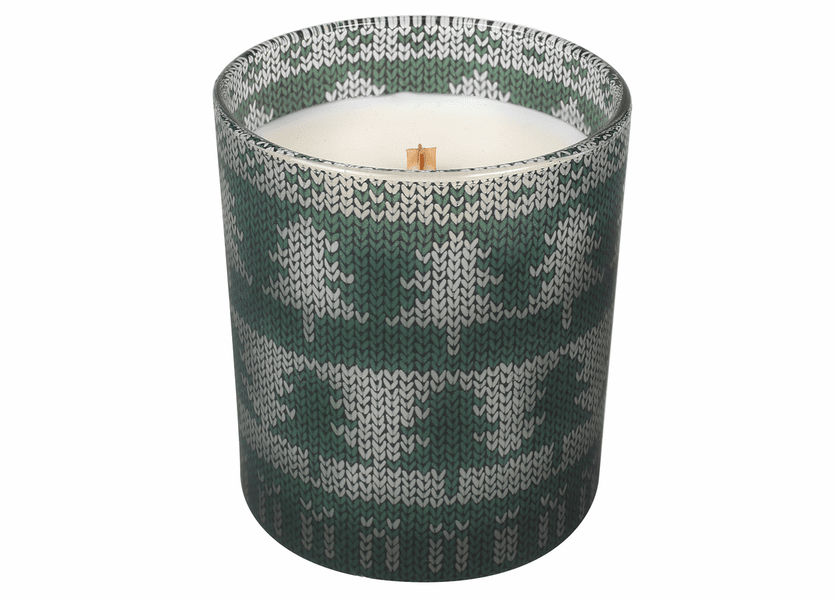 _DISCONTINUED - *Frasier Fir Holiday Comforts Tumbler WoodWick Candle