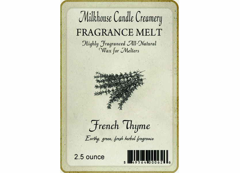 _DISCONTINUED - French Thyme Fragrance Melt