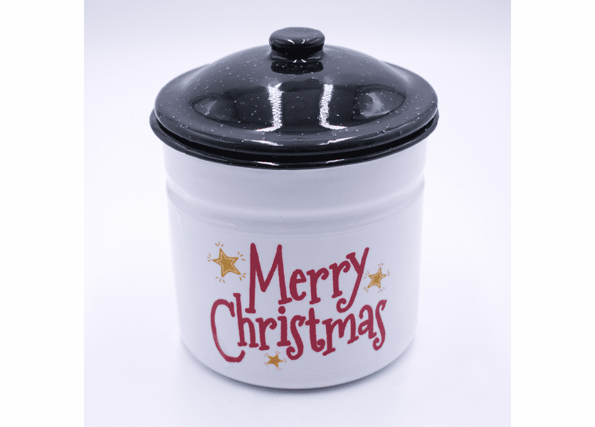 _DISCONTINUED - Fresh-Cut Christmas Tree Festive Holiday Swan Creek Large Canister Candle