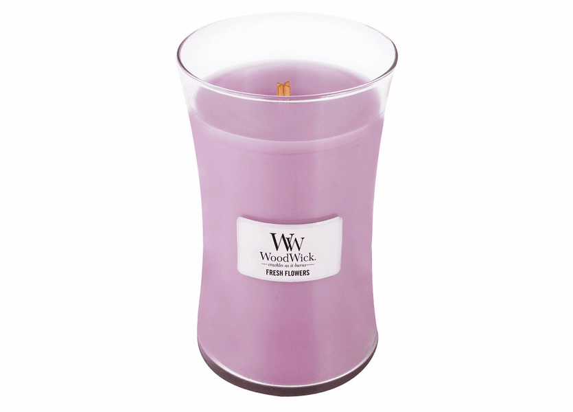 _DISCONTINUED - Fresh Flowers WoodWick Candle 22 oz.