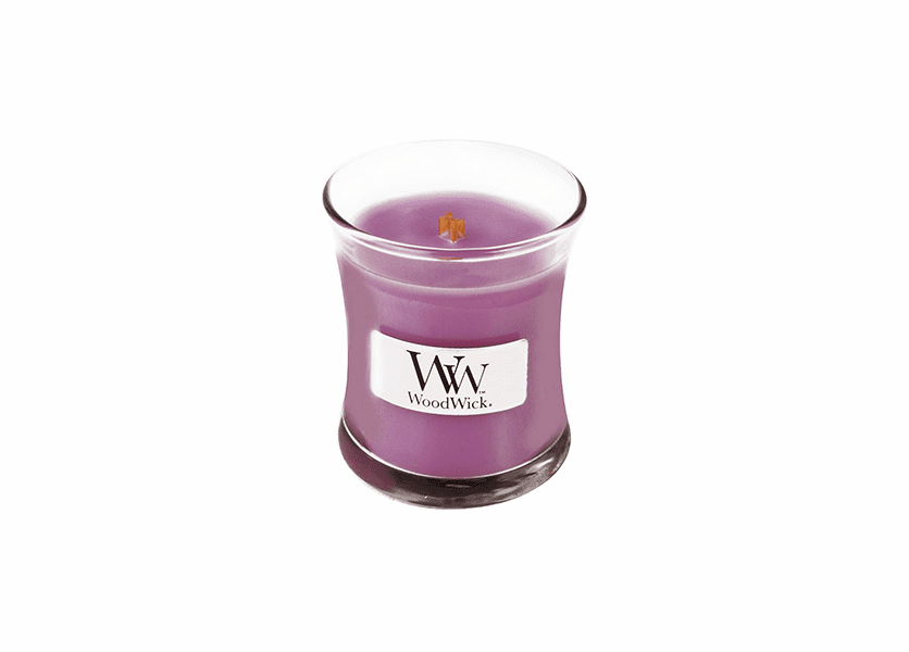 _DISCONTINUED - Fresh Flowers WoodWick Candle 3.4 oz.