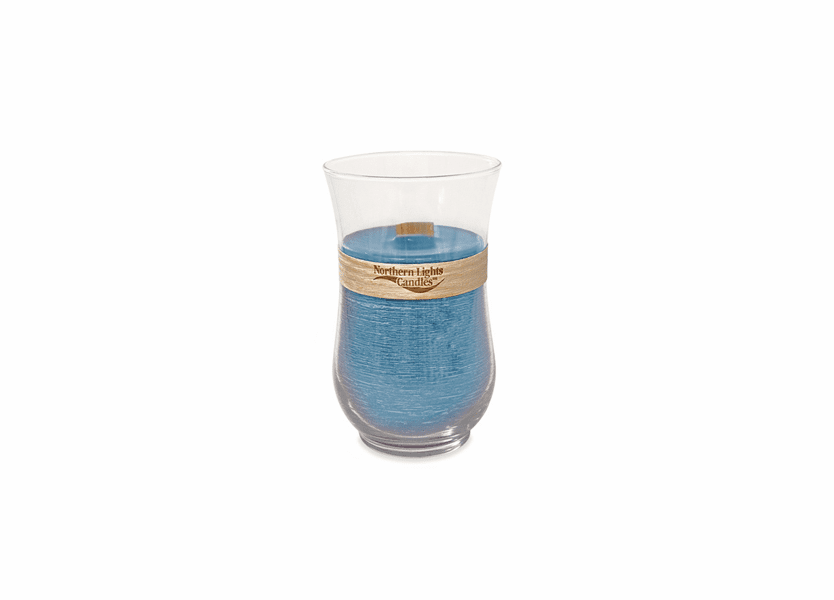 _DISCONTINUED - Fresh Linen 30 oz. Woodland Natural Wick Candle